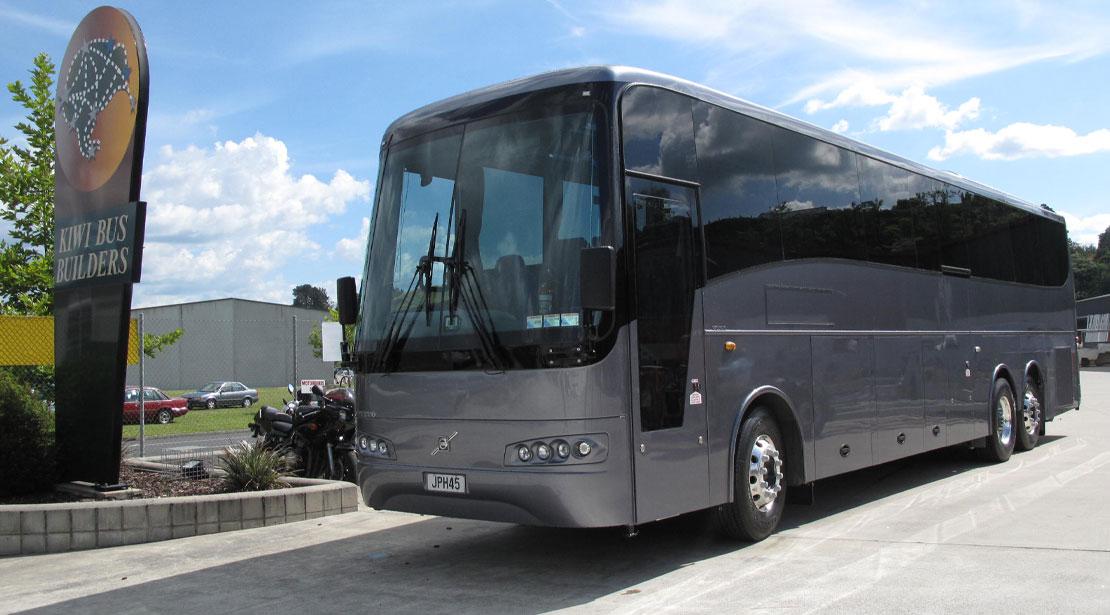 Glass roof Volvo B11R - 49 Seats