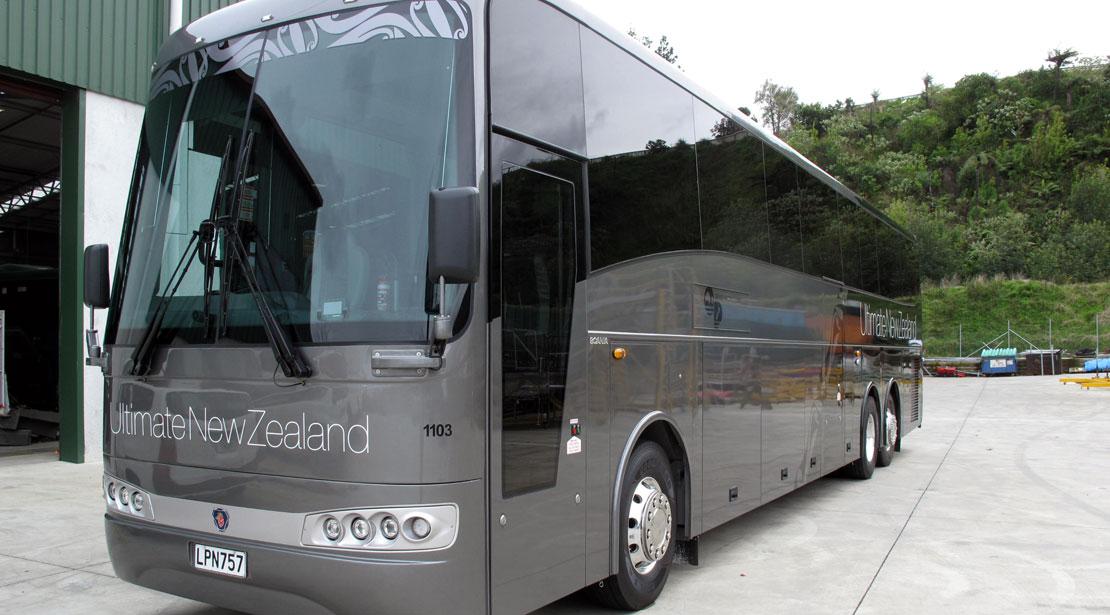 Ultimate Scania K400EB - 20 Seats