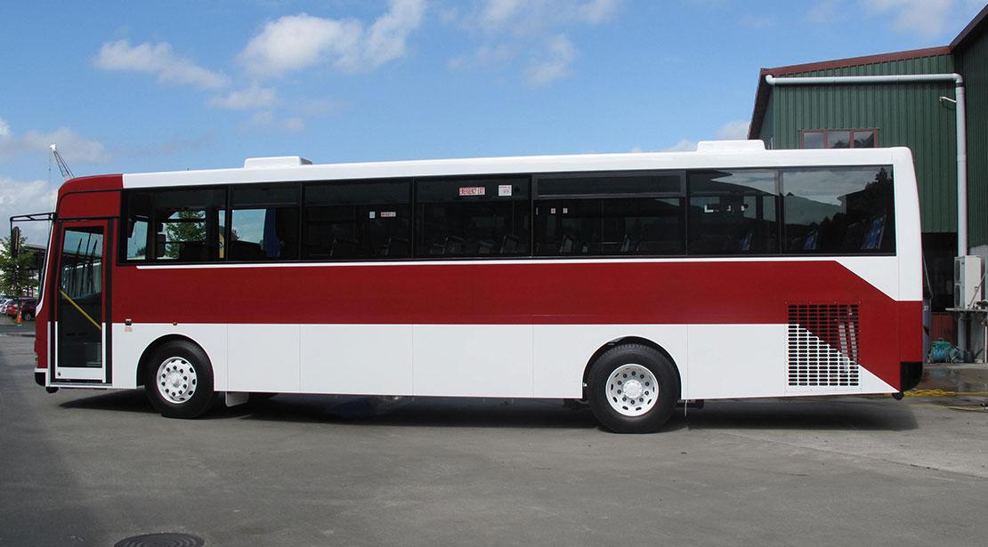 Charter or school bus