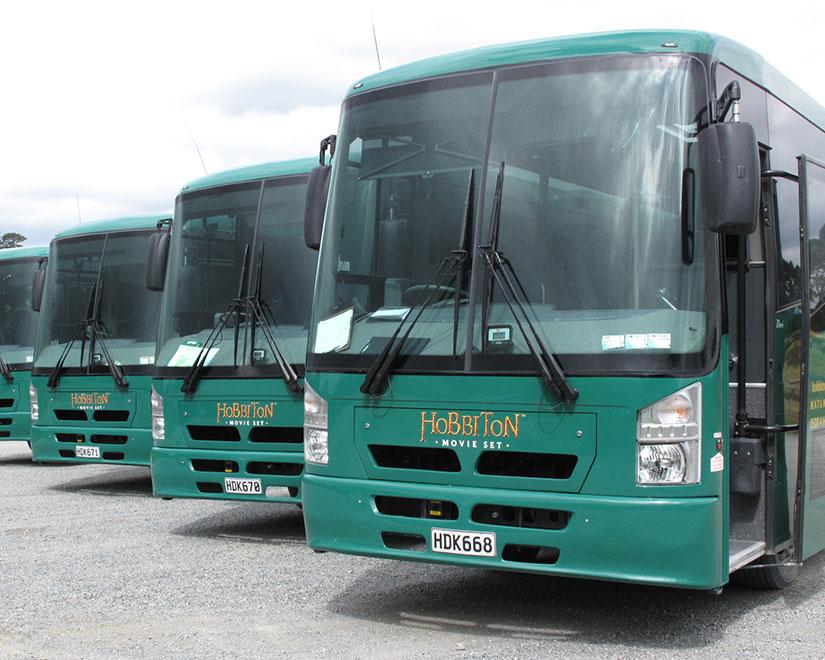 Commercial Vehicle Paints Kiwi Bus Builders