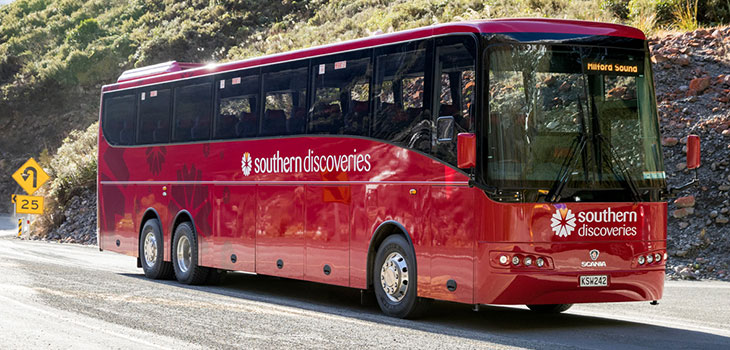 5-star coach buses