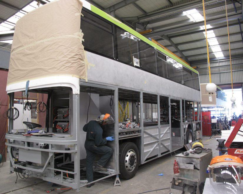 Apprenticeships & Training Kiwi Bus Builders