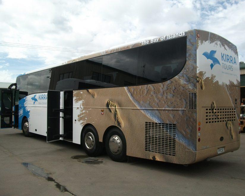 Spare Parts Kiwi Bus Builders