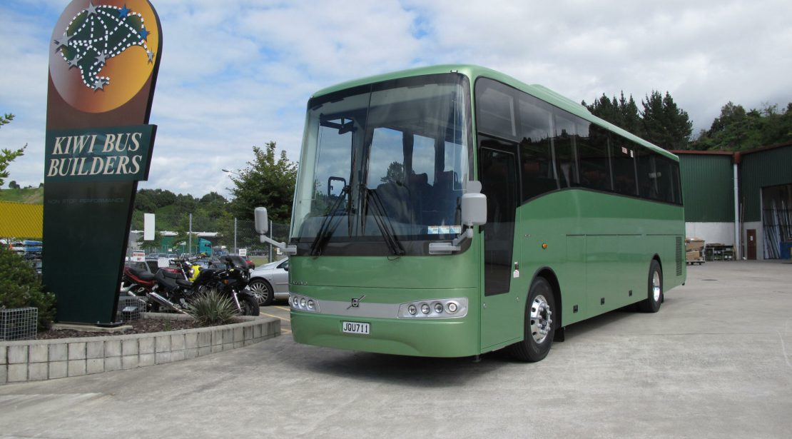 Volvo B7R 2 Axle Coach