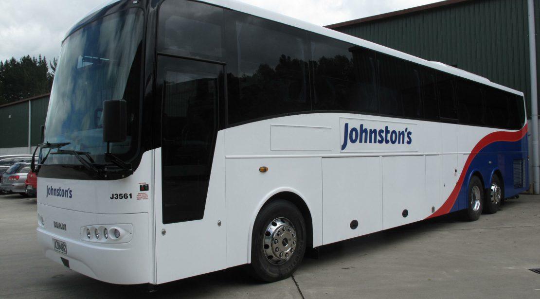 49 Seat 5 Star 13.5 MAN RR4 Coach