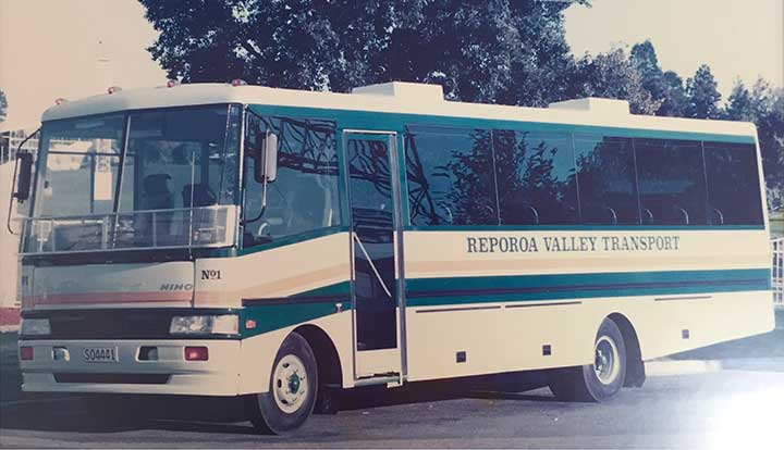 kiwi bus builders 1994